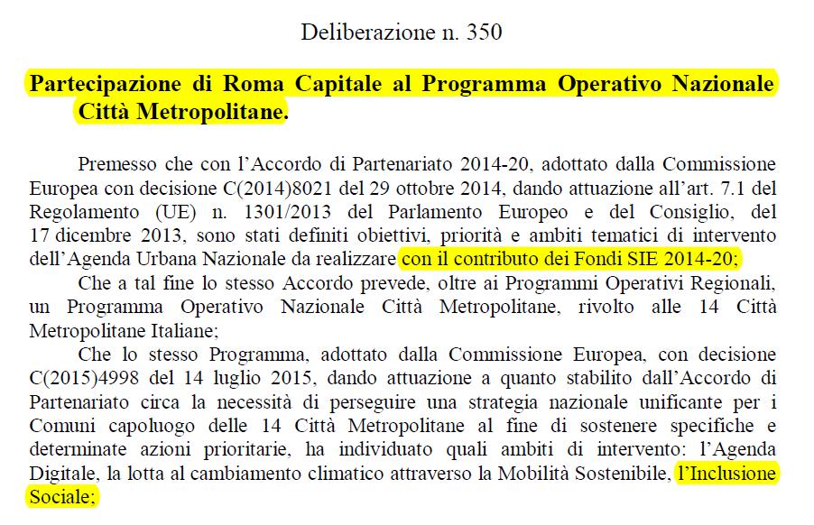 Roma, blog Grillo: