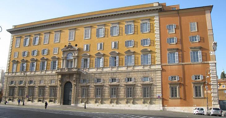 palazzo dell'ex sant'uffizio 1