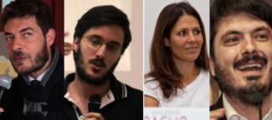 quattro candidati segreteria pd romano