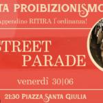 santa giulia appendino proibizionismo protesta - 1
