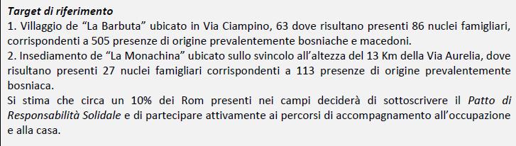 virginia raggi campi rom capolavoro - 8
