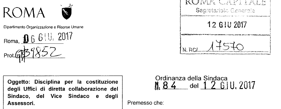 virginia raggi staff stipendi - 1