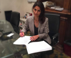 virginia raggi staff stipendi - 4
