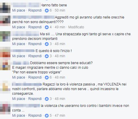 aggressione deputati pd novax vaccini - 10