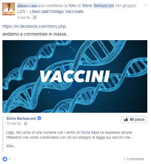 berlusconi vaccini no vax - 13
