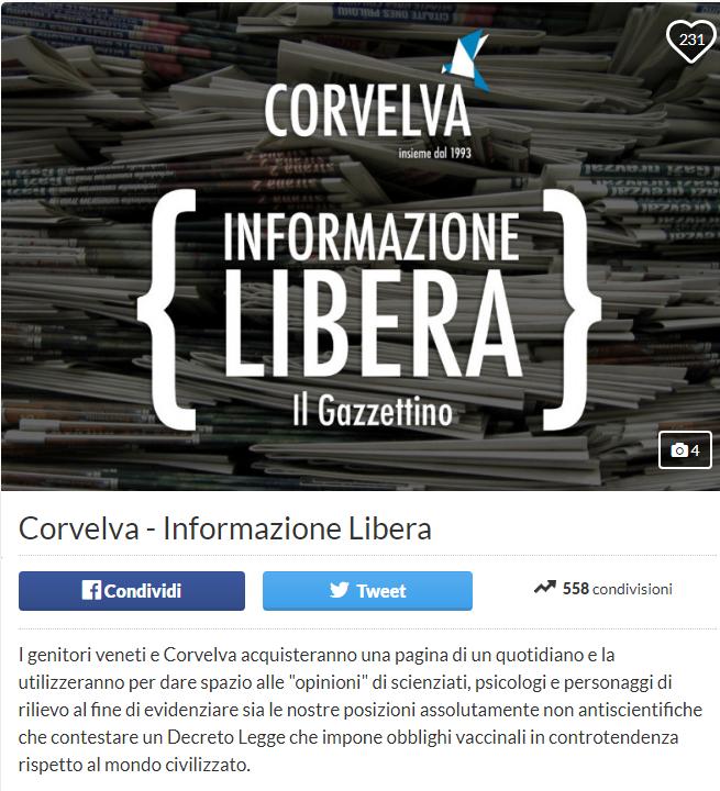 corvelva free vax decreto vaccini obbligatori - 2