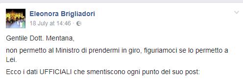 eleonora brigliadori mentana - 1