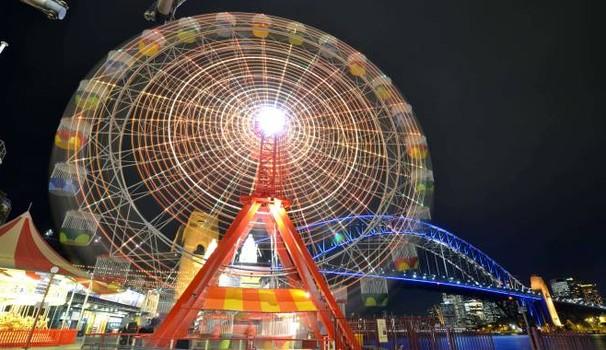 San Benedetto del Tronto: Donna cade da una giostra a Luna Park