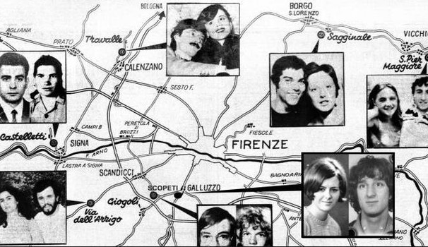 Mostro di Firenze, Vigilanti al Tgr: