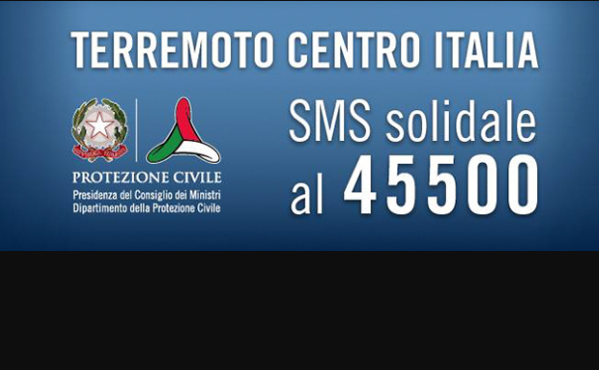 Terremoto Centro Italia: spariti 33 milioni donati via sms
