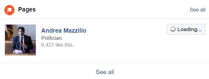 andrea mazzillo pagina facebook