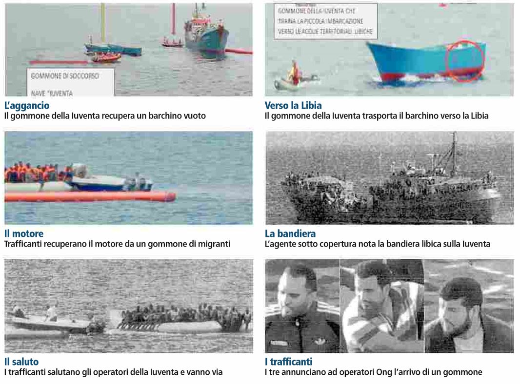 Sequestro Iuventa: su nave Ong issata bandiera libica