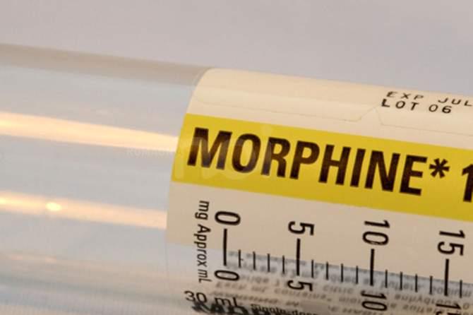 morfina infermiera verona