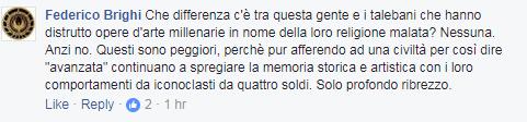 scritta dux rieti monte giano incendio antrodoco - 4