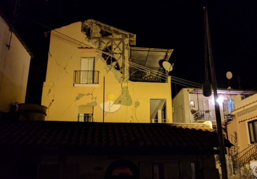 terremoto ischia casamicciola