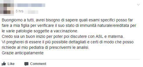vaccini settembre vaccinazioni obbligatorie asilo - 1