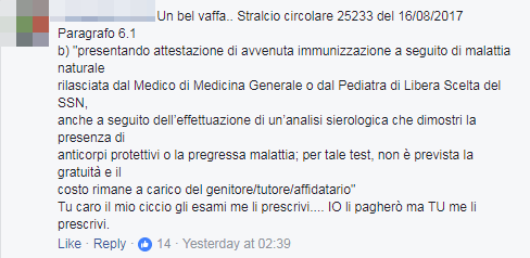 avviso pediatra vaccini esami anticorpali - 7
