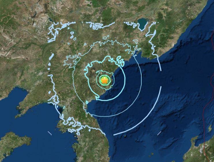 corea del nord test nucleare 1