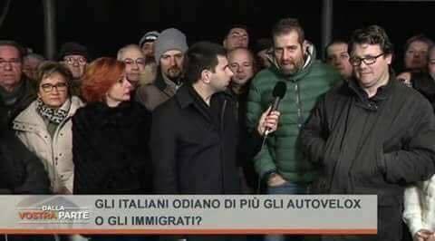 italiani autovelox migranti