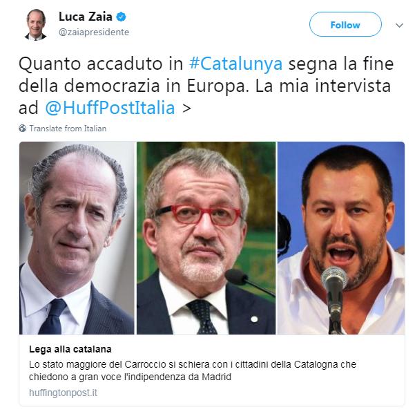lega nord referendum veneto lombardia catalogna - 2