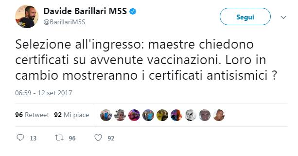 mamme no vax fedeli lorenzin - 13