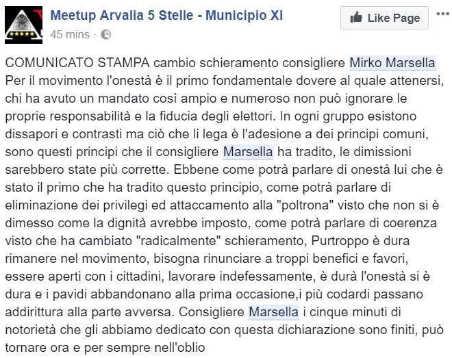 mirko marsella m5s roma 1