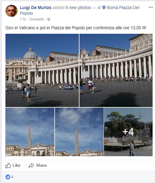 movimento liberazione italia antonio pappalardo rivoluzione - 1