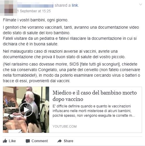 no vax vaccini proteste scuola settembre autocertificazione - 2