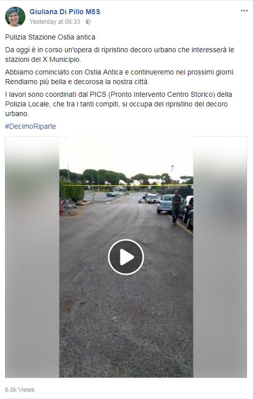 roma x municipio ostia m5s ferrara - 5