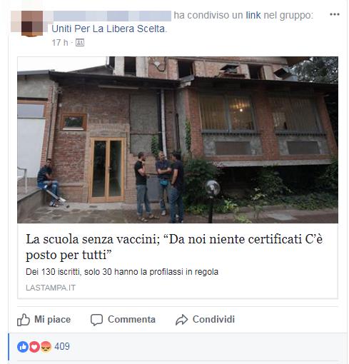 scuoletta montessori orbassano no vax - 8