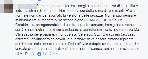 stupro firenze carabinieri turiste usa - 13