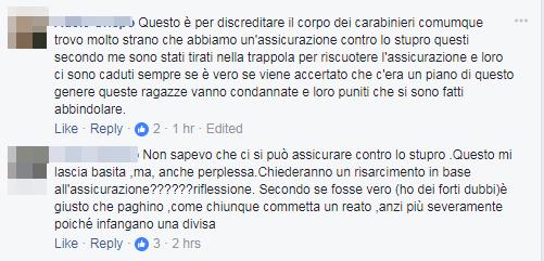stupro firenze carabinieri turiste usa - 16