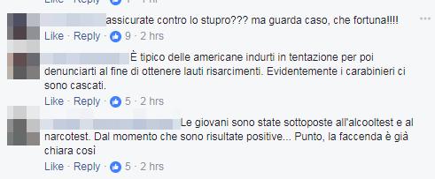 stupro firenze carabinieri turiste usa - 18