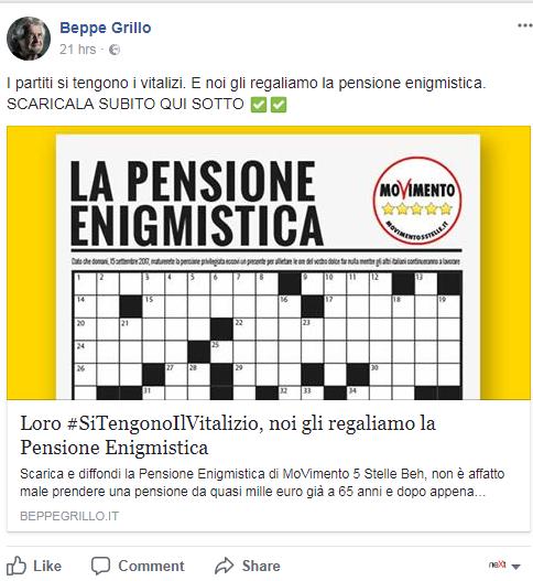 vitalizio day pensioni parlamentari - 2