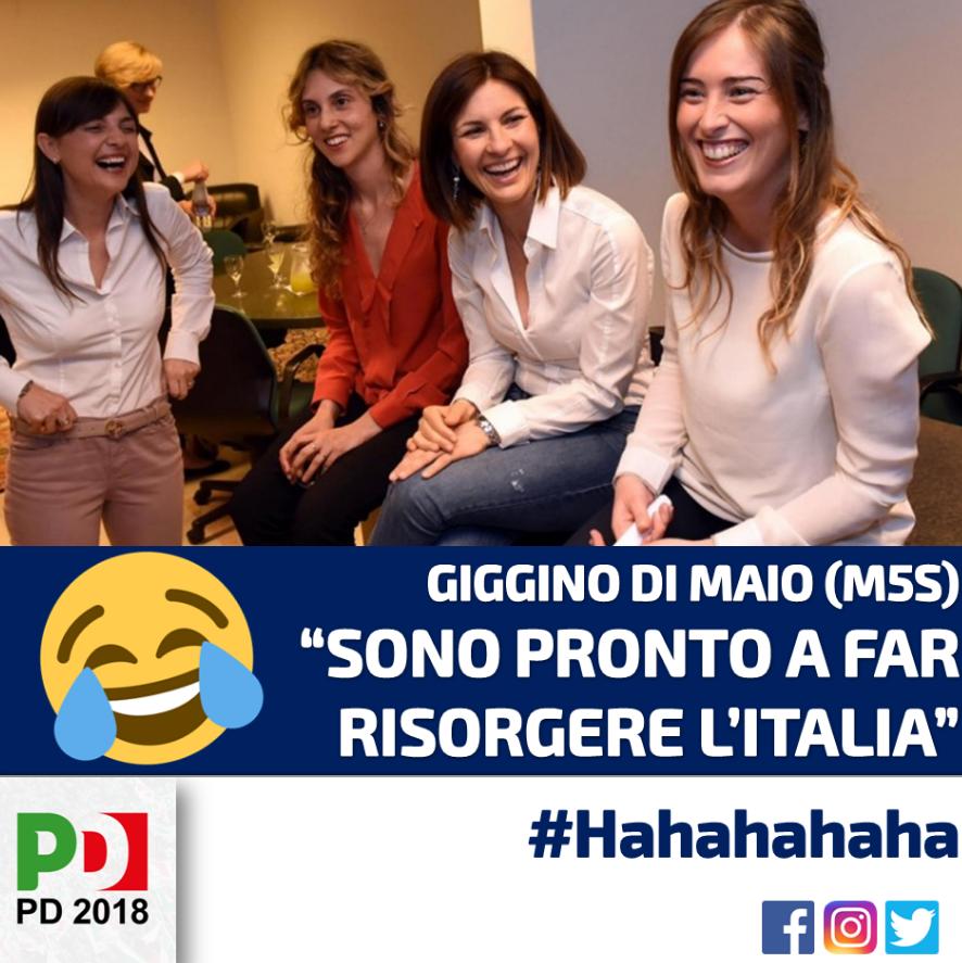 democratici 2018 pd 2018 comunicazione pd renziano - 10
