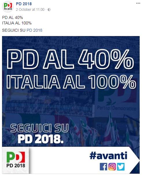 democratici 2018 pd 2018 comunicazione pd renziano - 5
