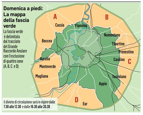 domeniche ecologiche roma