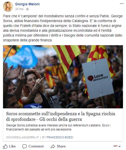 giorgia meloni referendum autonomia veneto lombardia - 1