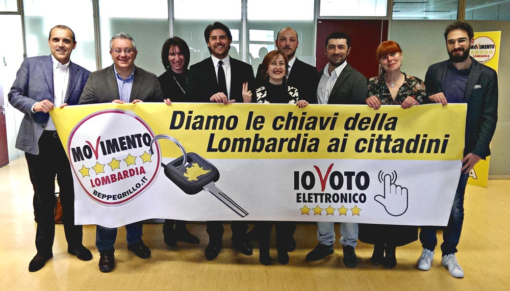 m5s referendum 22 ottobre autonomia lombardia veneto - 5