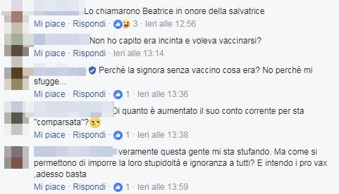 mamma incinta morbillo roma corvelva no vax - 9b