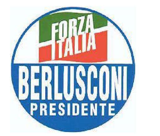 nome berlusconi simbolo forza italia