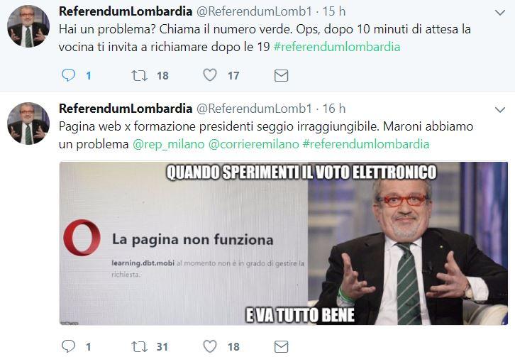 referendum per l'autonomia di veneto e lombardia tablet voting machine 2