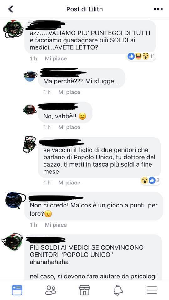 roma ponti circolare interna centro vaccinale fake - 3