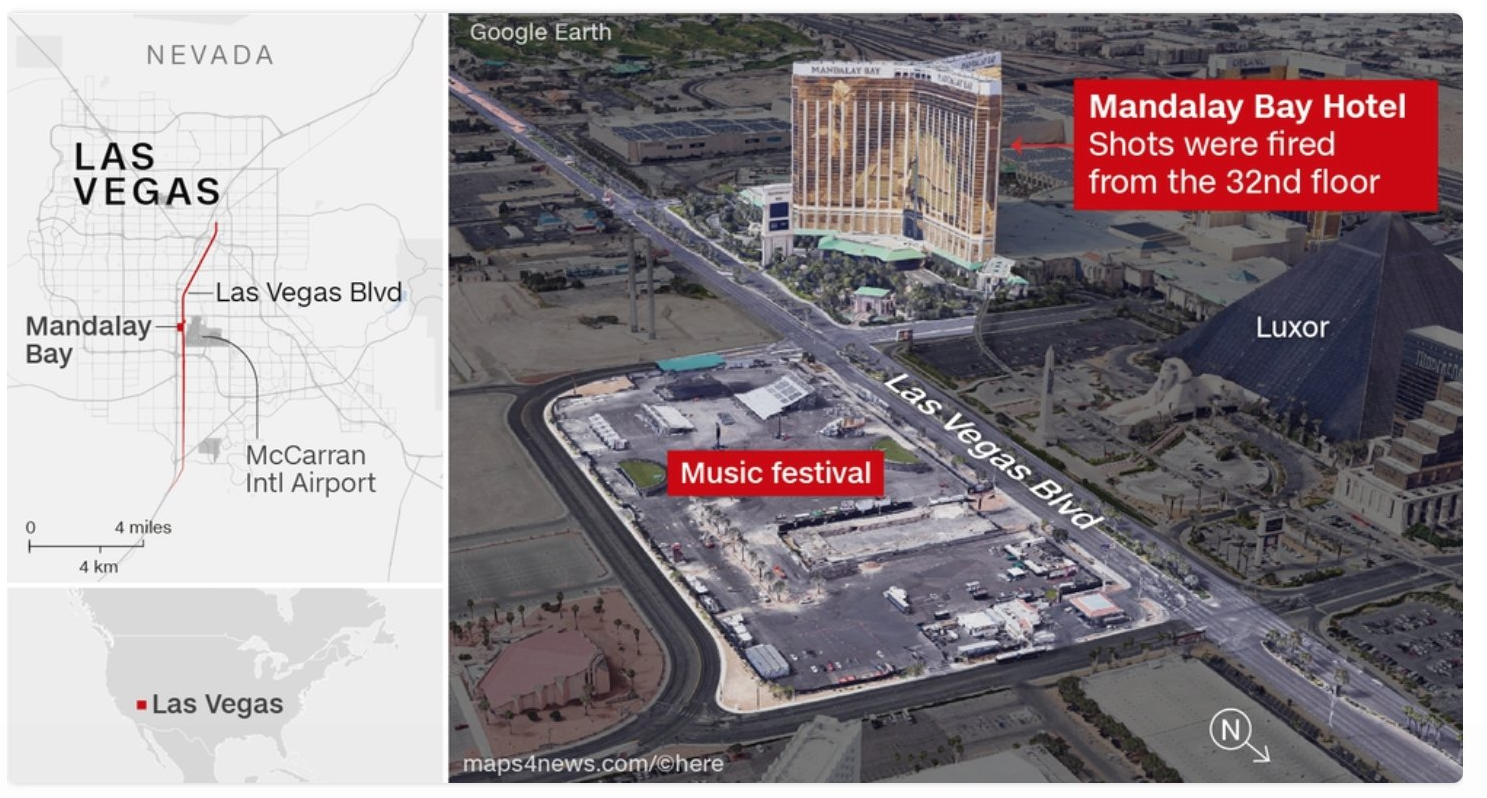 Las Vegas, chi era Stephen Paddock: killer pronto per pensione in Nevada