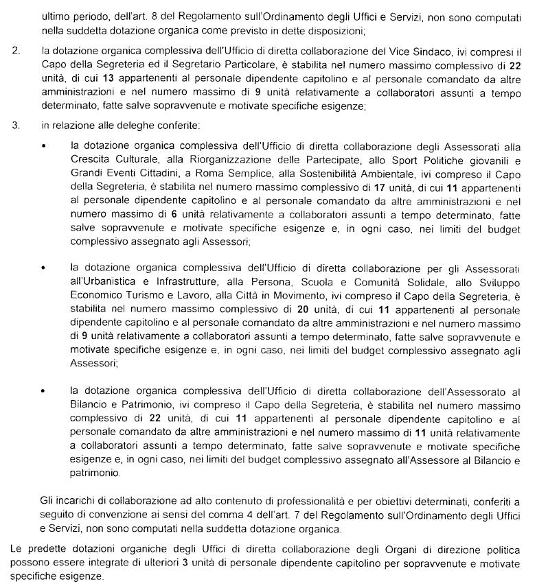 virginia raggi nominati espresso ordinanza 84 12 giugno - 3