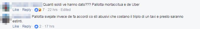 as roma uber partnership accordo tassisti proteste - 7