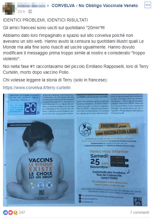 corvelva le monde vaccini sids - 1
