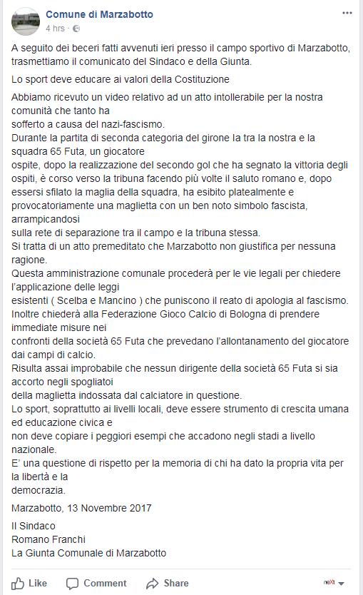 marzabotto futa65 saluto fascista repubblica salò - 2