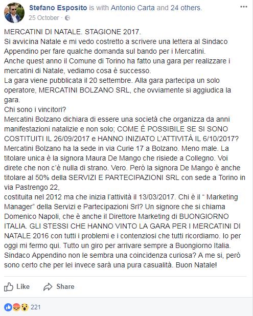 mercatini bolzano stefano esposito buongiorno italia - 1