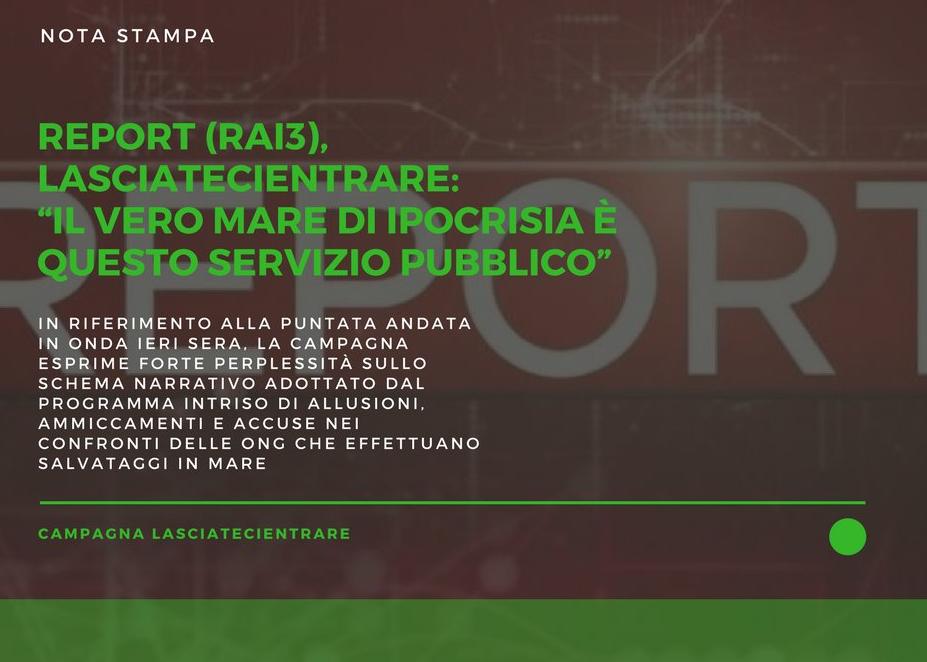 report mare di ipocrisia ong scafisti migranti - 1